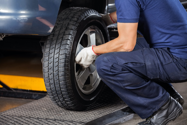 The Benefits of Tire Rotations