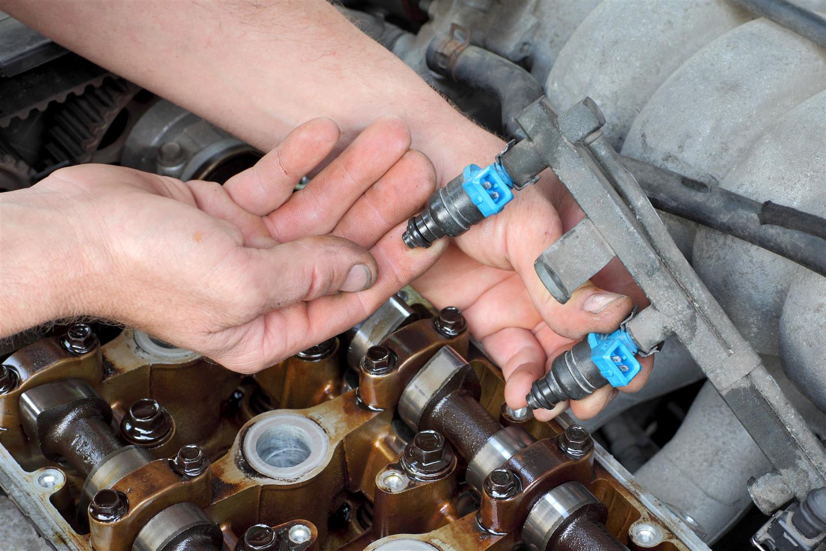 5 Signs of Dirty Fuel Injectors